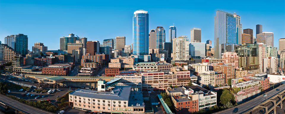 Downtown Seattle Luxury Condominium Homes