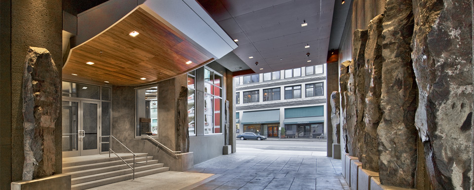 Luxury Condominiums in Downtown Seattle