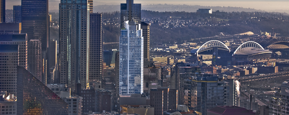 High-end Residences in Downtown Seattle